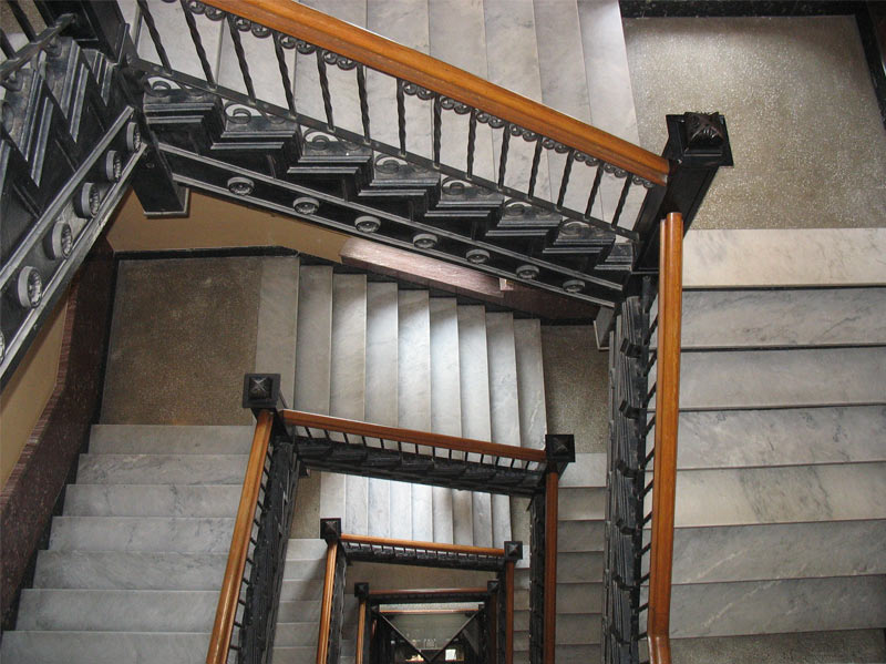 Image result for skyscraper staircase