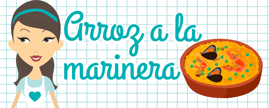 Cabecera receta arroz a la marinera | Maid in Barcelona
